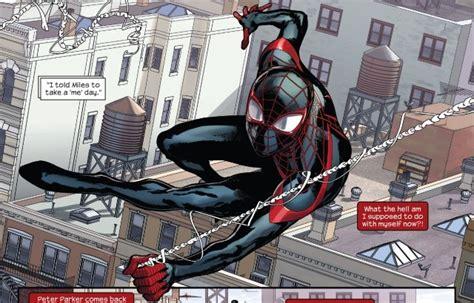 wallpaper spiderman hitam 9 kostum spider man yang paling unik dan keren nomor 9