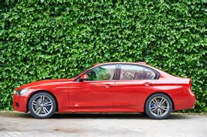 2015 bmw 335i m sport side photo 10