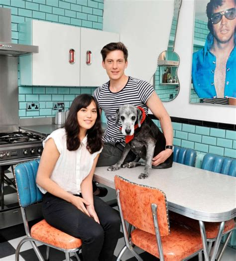 How To Makeover Kitchen Cabinets A Model Makeover How Couple Transformed Mouse Infested