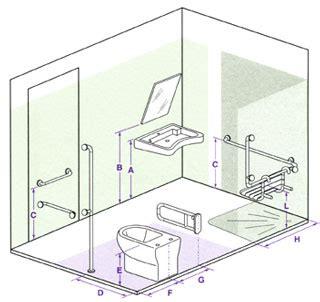 misure elettriche dispense tabella delle altezze per le disabilit 224