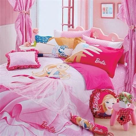 barbie bedroom decor girls bedding 30 princess and fairytale inspired sheets