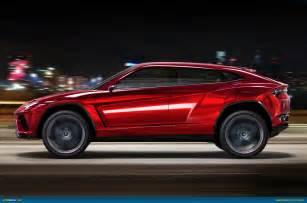 How Much Is The Lamborghini Urus Ausmotive 187 Lamborghini Urus Suv Concept Revealed