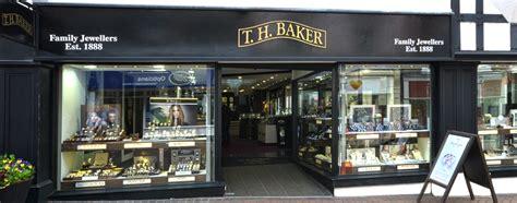 T Baker shrewsbury pride hill t h baker family jewellers
