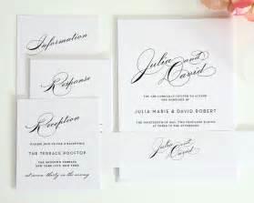 esposa how to make diy wedding invitations