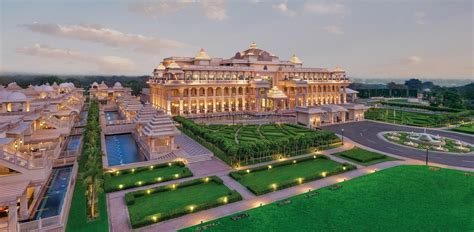 My Cool House Plans a royal adventure at the new itc grand bharat the most