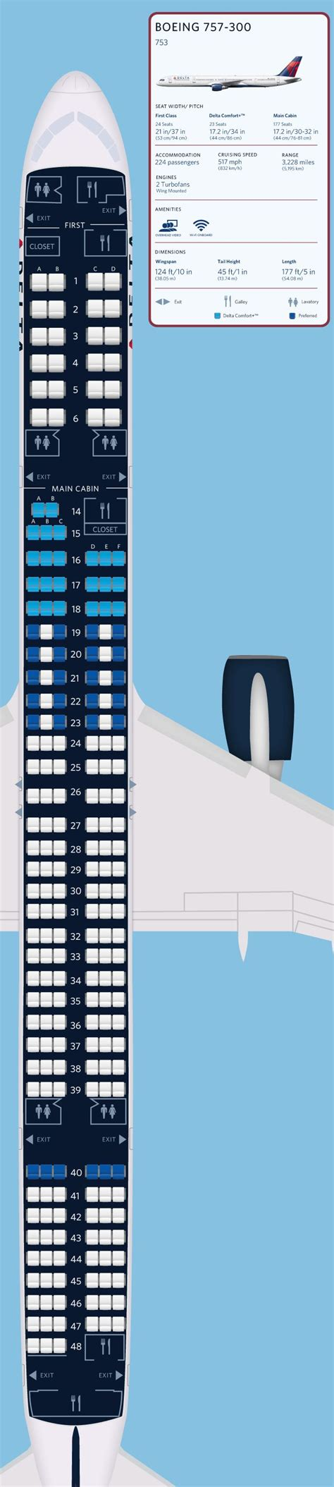 Icelandair 757 Seat Map Airplanes by 15 Must See Boeing 757 300 Pins Airbus A380 Boeing 787