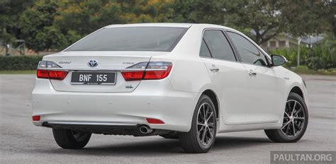Toyota Camry Hybrid Malaysia Gallery 2015 Toyota Camry 2 0g Or 2 5 Hybrid Image 337890