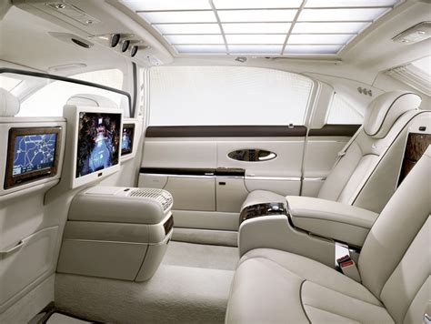 2011 maybach 57 landaulet interior photo 8 2013 to mark the last year for the luxury maybach line gearheads org