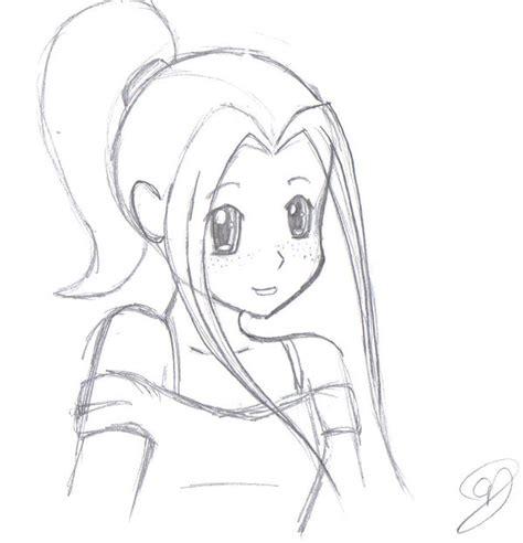 doodle demonios anime by vireselene13 on deviantart