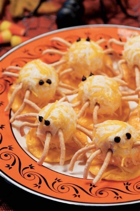 halloween snacks fuer kinder koennen kreativ und gesund