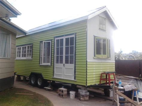 Small House Designs New Zealand A Tiny House Built By Shaye And Tom From New Zealand