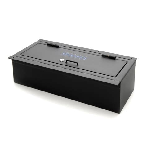 bedbunker concealed floor wall safe steel or stainless
