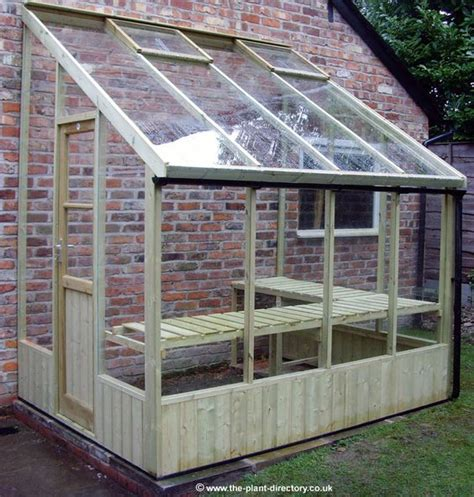 Greenhouse Garage by Gardens On The Side And Greenhouses On