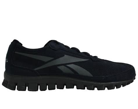 suede running shoes reebok realflex suede s running shoes j86972 black