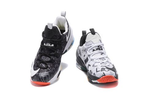 wholesale basketball shoes 2017 wholesale multicolor what the nike lebron 13 low lmtd