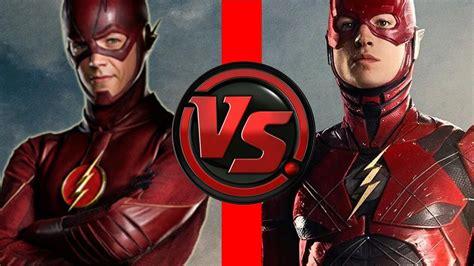 download film seri flash flash vs flash ezra miller flash vs grant gustin flash