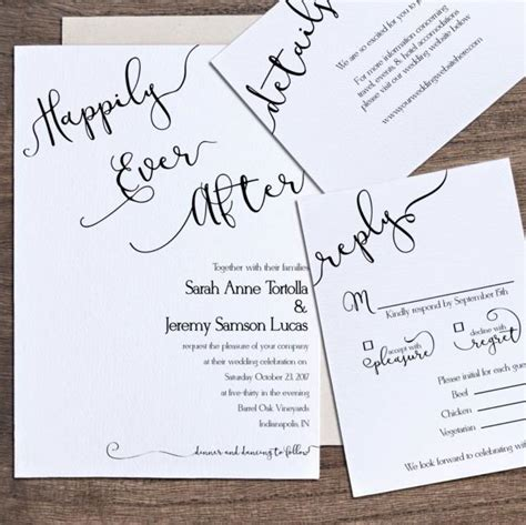 Invitation Wording For After Wedding