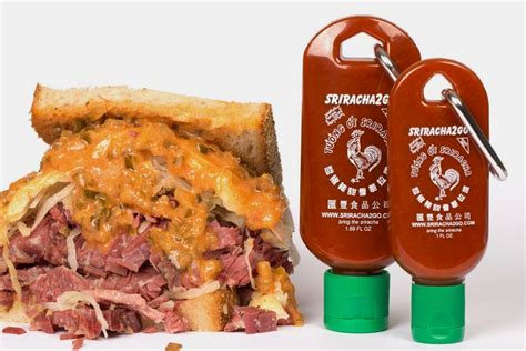 sriracha 2 go 25 cool actually useful gift ideas for for 25
