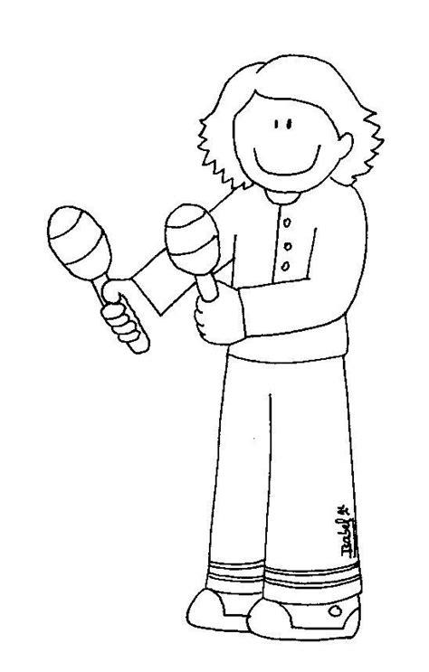 imagenes niños tocando instrumentos musicales dibujos de ni 241 os tocando instrumentos musicales para