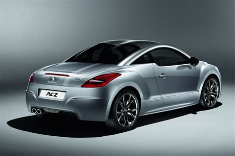 peugeot germany new special edition peugeot rcz onyx is only for france
