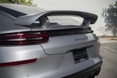 porsche forgiato new porsche panamera shows off widebody kit and 22 quot wheels