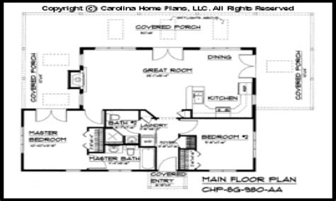 Very Small House Plans Small House Plans Under 1000 Sq Ft 1000 Square Two Story House Plans