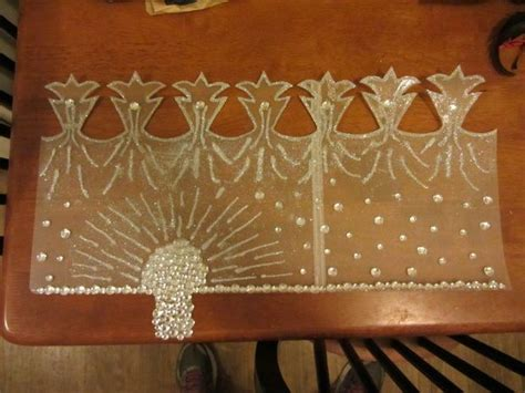 How to make glinda the good witch crown dyrevelferdfo diy glinda the good witch crown the wizard of oz maxwellsz