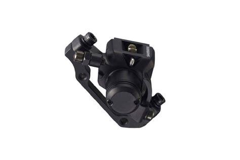 Shimano Adaptor Rear Mtb Black by Shimano Br M416a L Disc Brake Calliper Mtb Rear Black W