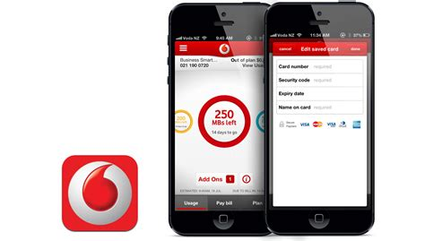 vodafone mail mobile using my vodafone to manage your mobile vodafone nz