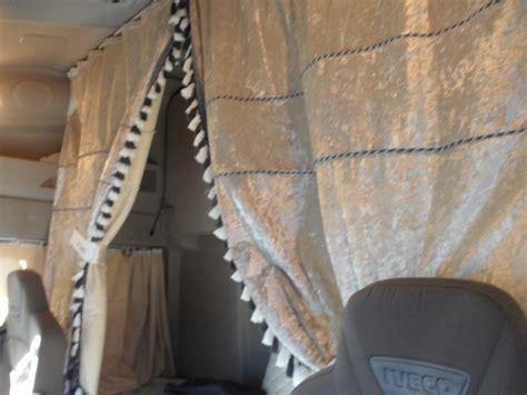 tende di velluto tende fashion completo in velluto per camion