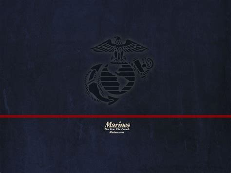 marine corps powerpoint template marine wallpapers wallpaper cave