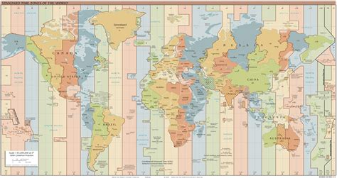 world time zones map descripci 243 n world time zones map png