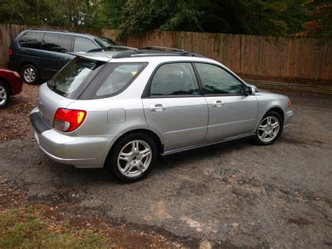 used subaru impreza hatchback used 2002 subaru impreza for sale pricing features autos