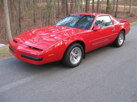 how it works cars 1990 pontiac firebird electronic throttle control 1990 pontiac firebird formula for sale classiccars com cc 774646