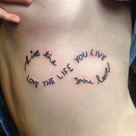 tattoo infinity life το δημοφιλές σύμβολο του quot απείρου quot στο tattoo design