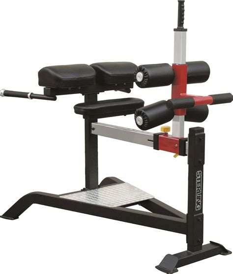 glute ham bench impulse fitness sterling glute ham bench weight training