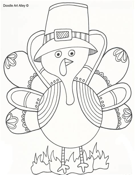 turkey doodle coloring page we are thankful coloring pages doodle art thanksgiving