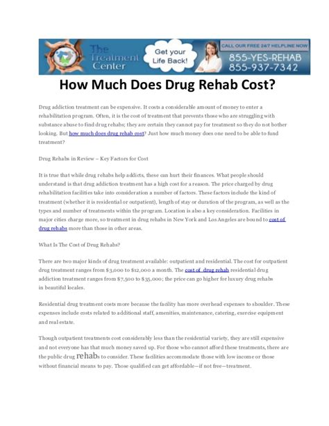 Detox Cost by Passages Malibu How Much Does Rehab Cost
