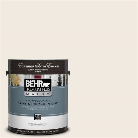behr paint behr marquee 1 gal s240 2 rice crackers satin enamel