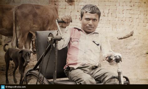 Images Of Differently Abled Persons