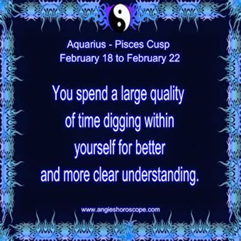 aquarius pisces cusp pisces and aquarius on pinterest