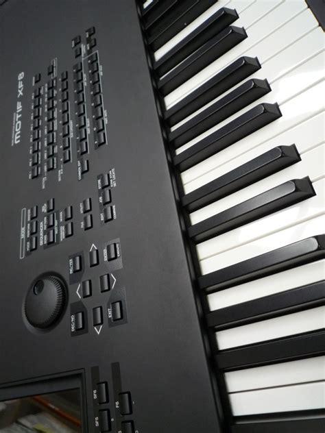 Keyboard Yamaha Motif Xf8 yamaha motif xf8 keyboard synthesizer whybuynew