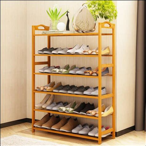 big shoe storage the big shoe rack multi layer solid wood special price