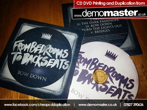 from backseats to bedrooms from bedrooms to backseats bow down demomaster cd