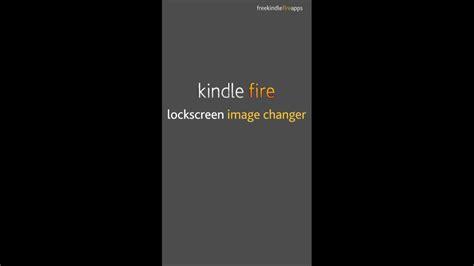 kindle fire wallpaper app gallery