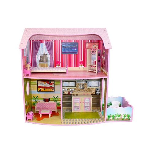 fashion doll house the beverly hills fashion doll house jupiter workshops dollhouses accessories