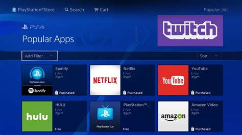 ps4 keine themes im store best ps4 apps 15 ps4 apps you need to download techradar