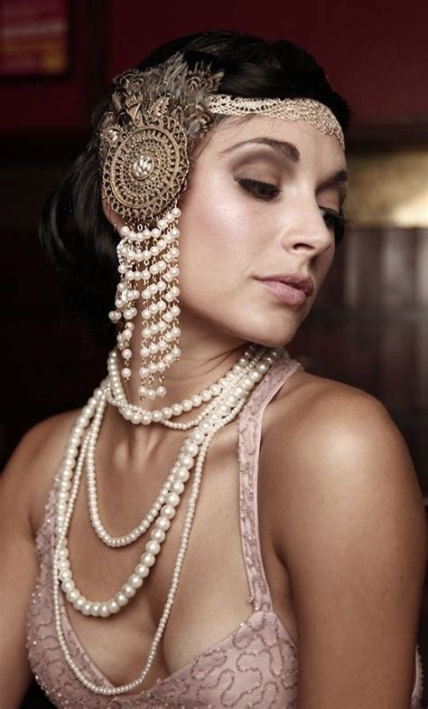 gatsby accessories for curly hair accessories the great gatsby gatsby events style