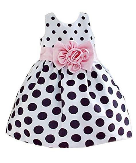 Kain Katun 240 Cm White Polkas On Pink nnjxd dress ruffles lace wedding dresses size 12 24 month pink baby