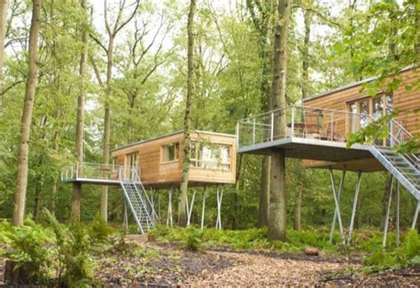Treehouse Cottages Tree House Cottage Small Amazing Tiny Treehouse Cabins In Germany